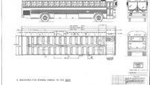 Bus Heights Widths Model School Conversion