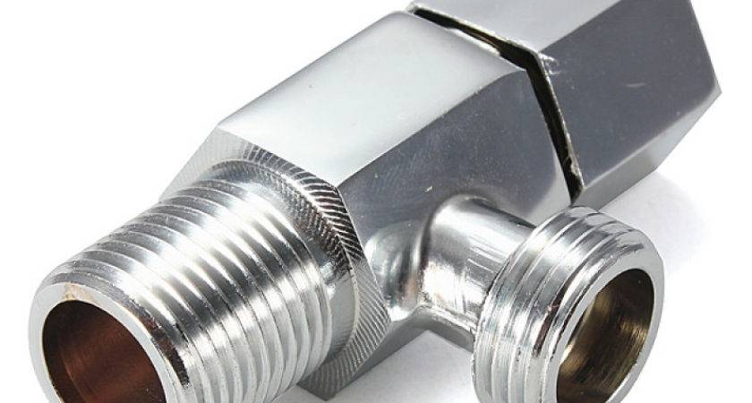 Buy Copper Faucet Angle Valve Sealing Thickening