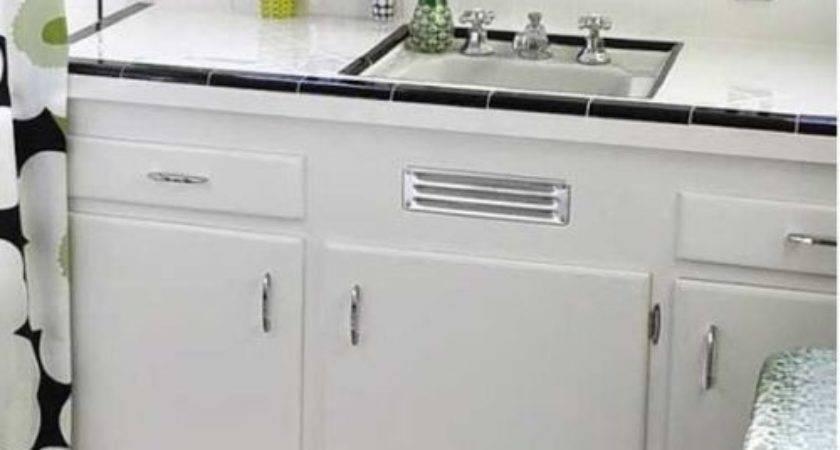 Buy Metal Vent Grille Sink Base Cabinet