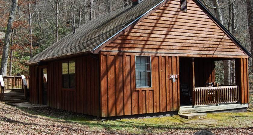 Cabin Allows Six Sleeps Two Bedroom