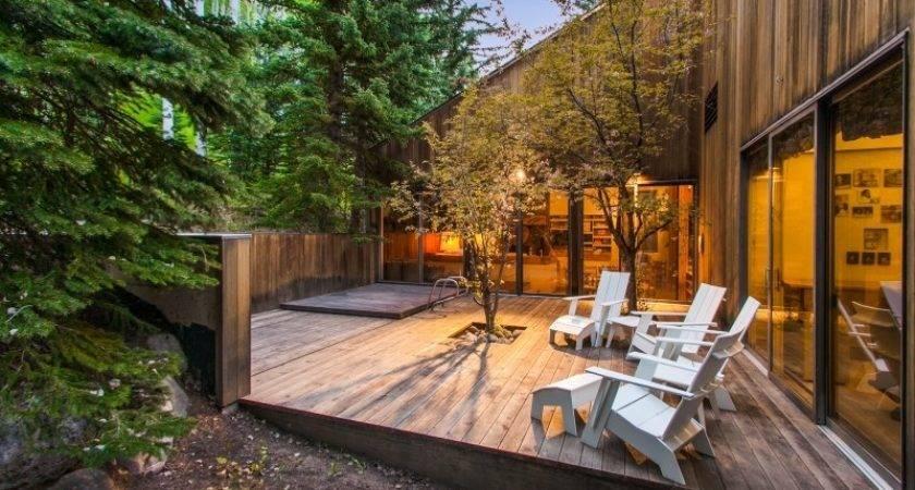 Cabin Deck Design Interior Ideas
