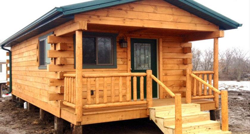 Cabin Style Mobile Homes Quotes