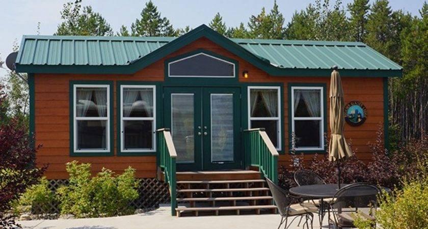 Cabins Park Model Homes Creekside