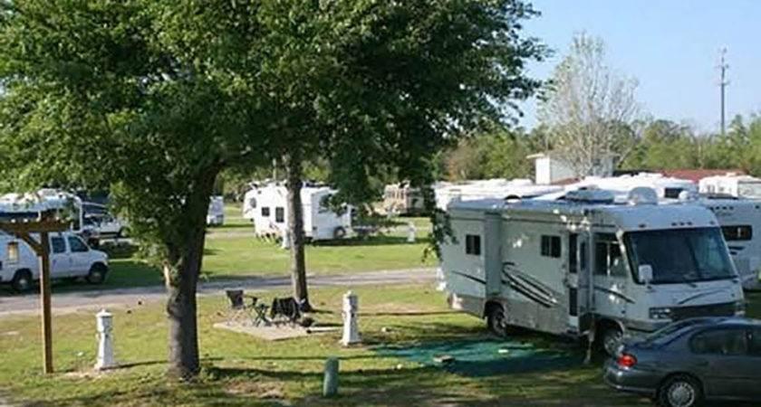 Cajun Park Biloxi Campgrounds Good Sam Club