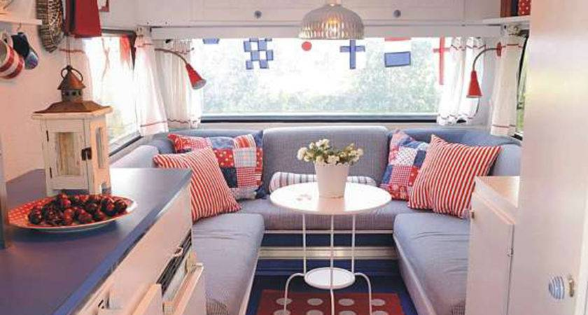 Camper Decorating Ideas Dream House Experience