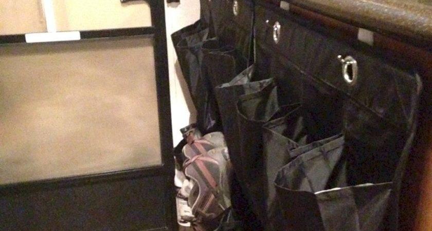 Camper Storage Organization Ideas Travel Trailers