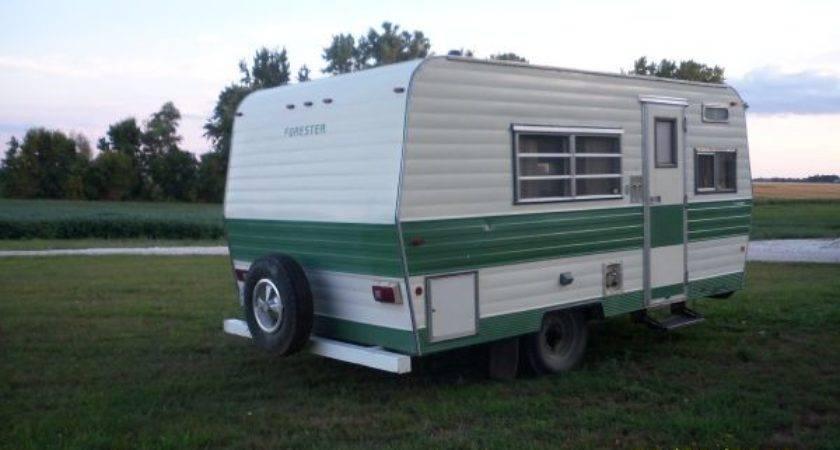 Camper Travel Trailer Sale Living Dream