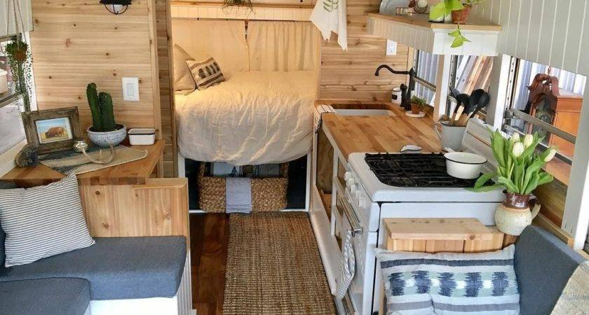 Camper Van Interior Ideas Decoratoo