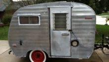 Campers Pinterest Caravan Vintage