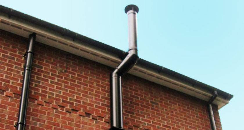 Can Flue Stove Outside Wall