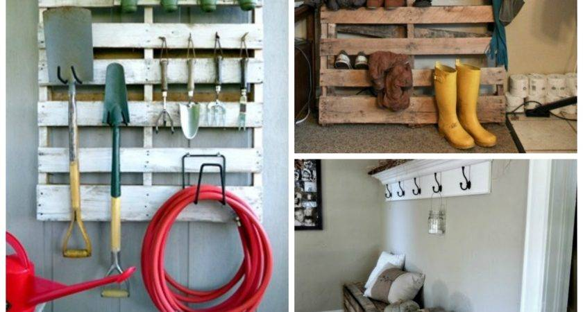 Can Make Old Wooden Pallets Woodideas