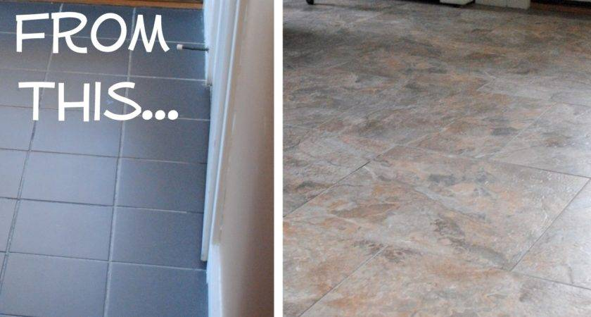 Can Vinyl Flooring Laid Over Ceramic Tile Design