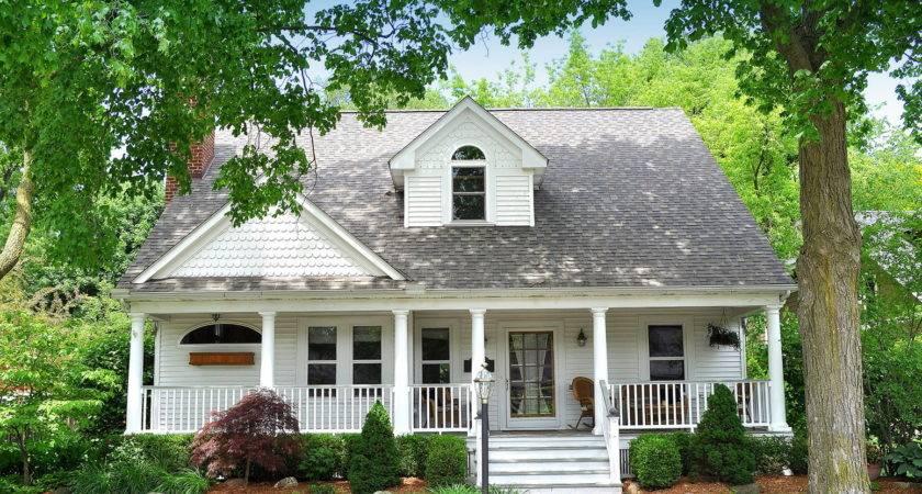 Cape Cod Front Porch Designs Homes Floor Plans