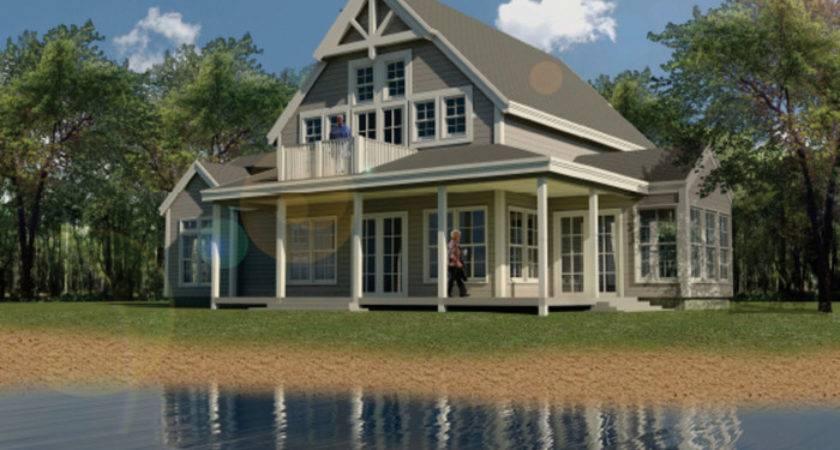 Cape Cod House Plans Wrap Around Porch Luxamcc