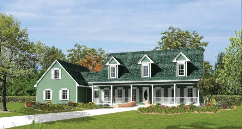 Cape Cod House Plans Wrap Around Porch Vdomisadinfo