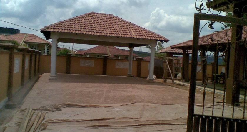 Car Porch Design House Plans