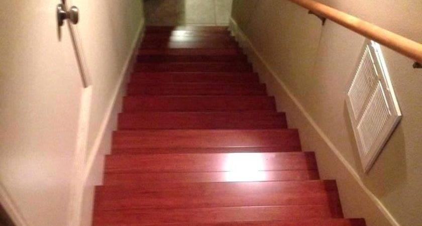 Carpeted Stairs Hardwood Floors