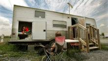 Catherine Dean Fema Trailer Park Residents Facing June