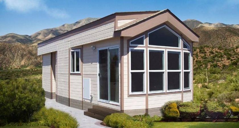 Cavco Desert Rose Park Model Homes