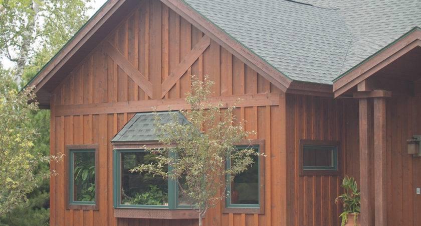 Cedar Siding Creek Lumber Building Materials