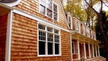 Cedar Siding House Modern