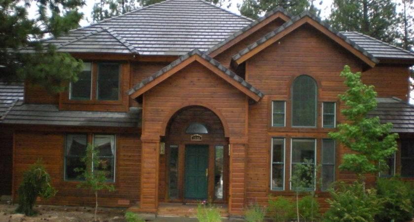 Cedar Siding Lumber Out West