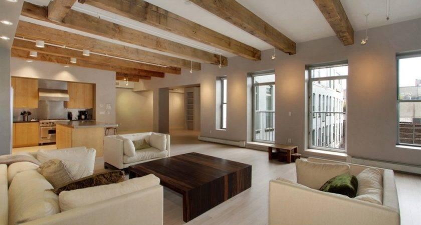 Ceiling Beams Interior Design Ideas