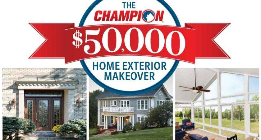 Champion Home Exteriors Giveaway Infinite Sweeps