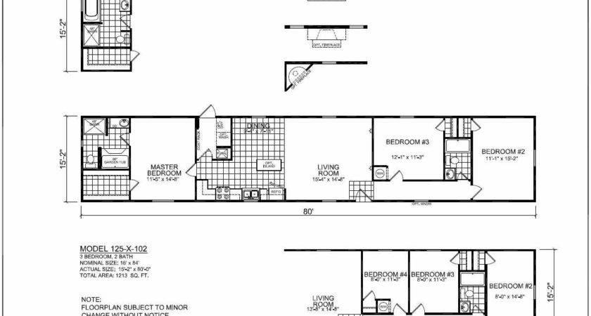 Champion Mobile Homes Floor Plans Unique