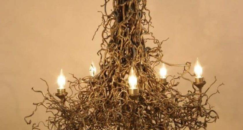 Chandeliers Design Fabulous Tree Branch Light Fixture