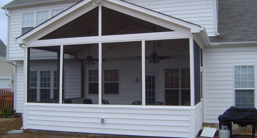 Charlotte Designers Choice Screen Porches