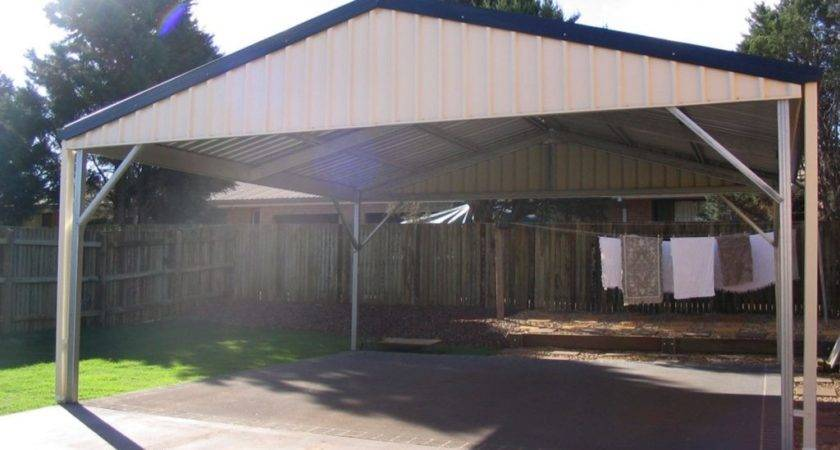 Cheap Carport Ideas Matt Jentry Home Design