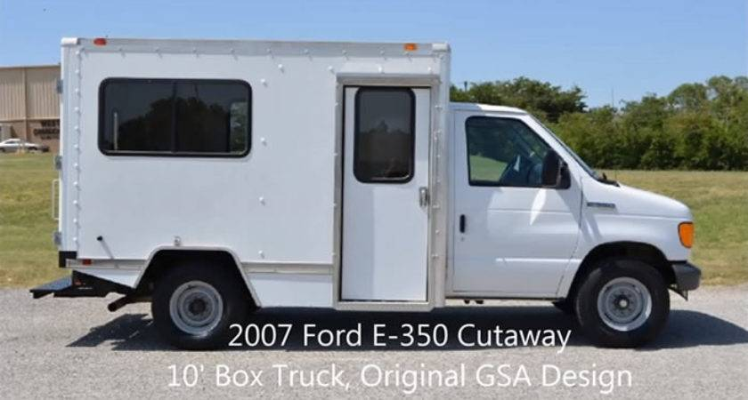 Cheap Diy Box Truck Motorhome Conversion