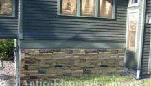 Cheap Faux Stone Panels