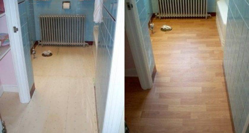 Cheap Flooring Ideas Awesome Floor Makeover