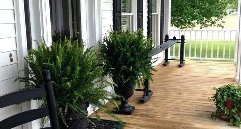 Cheap Front Porch Flooring Ideas Concrete