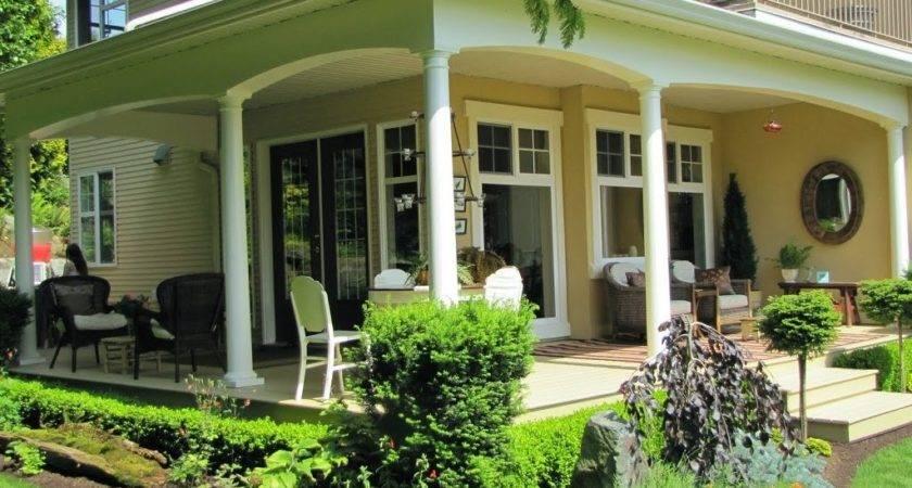 Cheap Front Porch Ideas