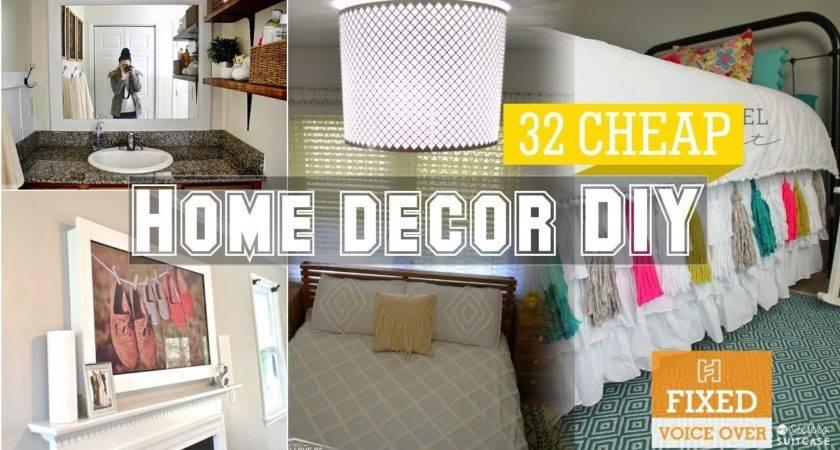 Cheap Home Decor