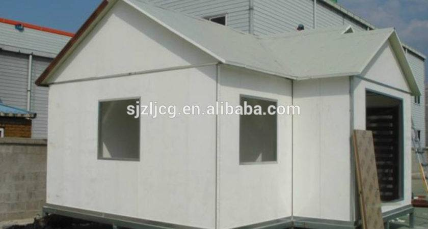 Cheap Prefab Modular Homes Sale Steel Living