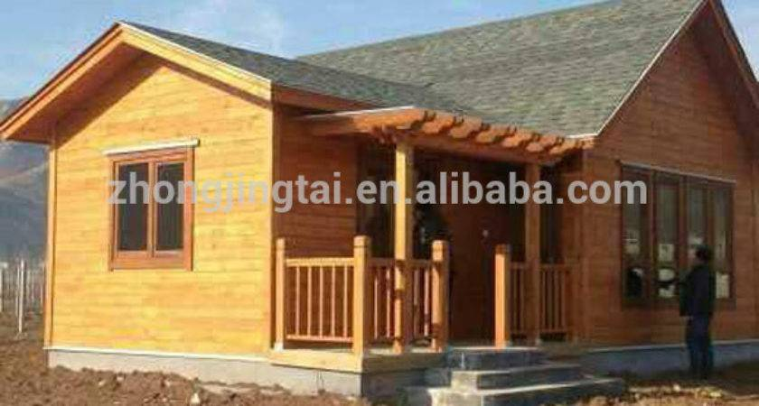 Cheap Prefab Modular Wooden Homes