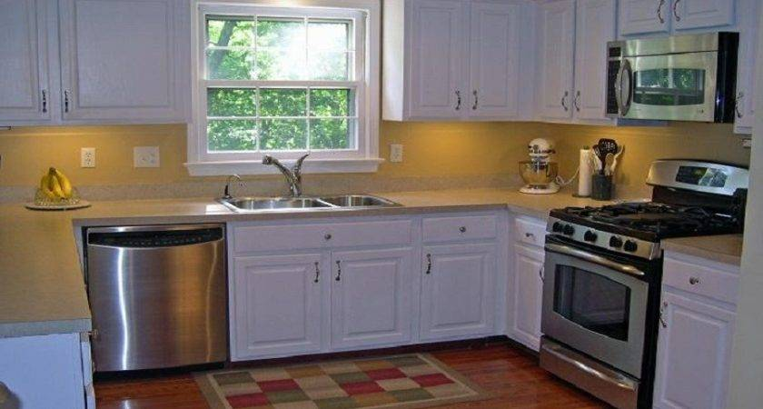 Cheap Shaped Kitchen Remodel Design Remodels