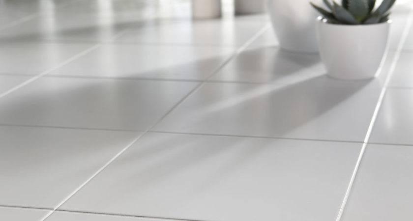 Cheap White Ceramic Floor Tiles Sqm Ebay