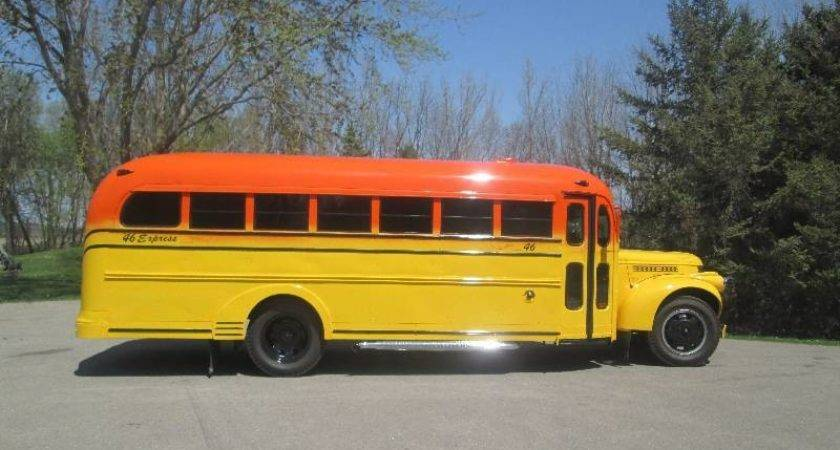 Chevrolet Custom School Bus Alexandria