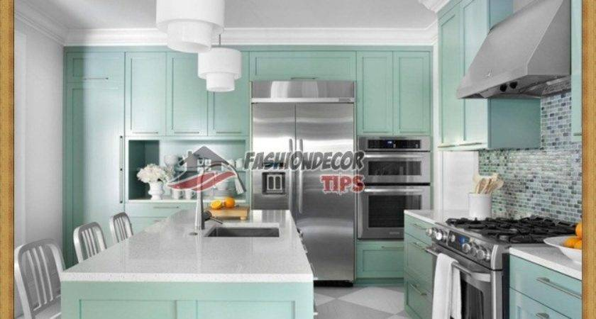 Chic Modern Kitchen Wall Colors Color Ideas Painting