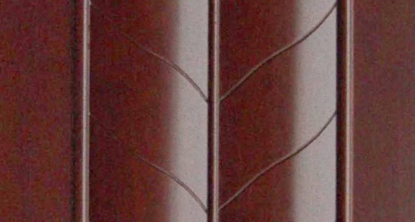 China Wood Composite Interior Painting Veneer Door