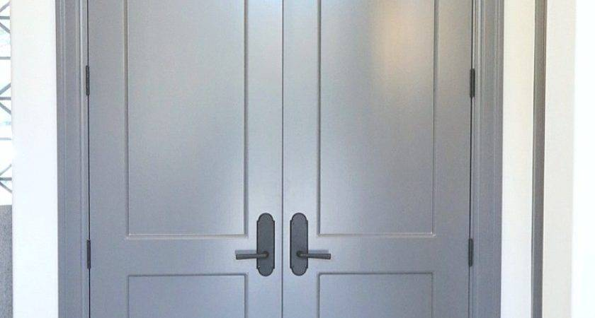 Choosing Interior Door Styles Paint Colors Trends