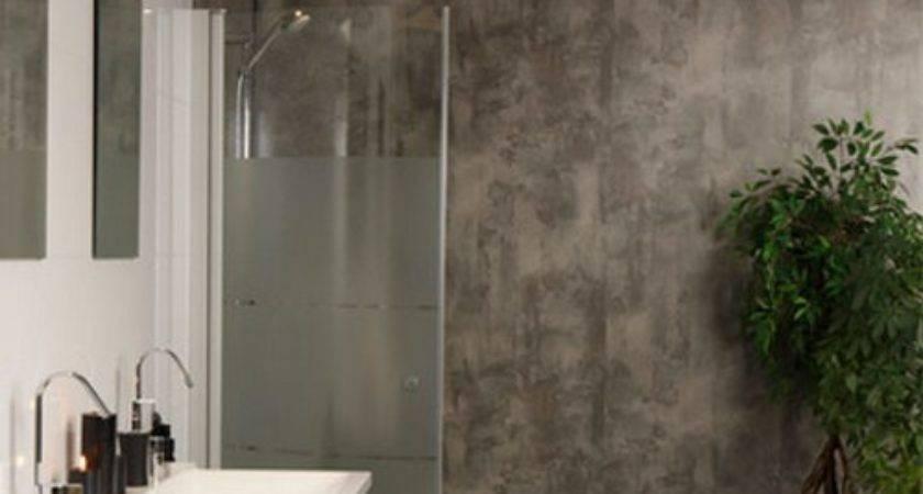 Cladding Wet Wall Textured Effect Fresco Bathrooms