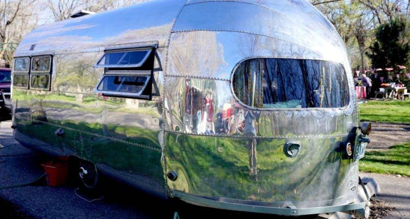 Classic Campers Vintage Trailer Enthusiasts Travel