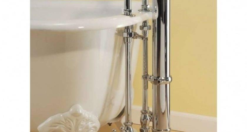 Clawfoot Tub Supply Lines Bathtub Designs
