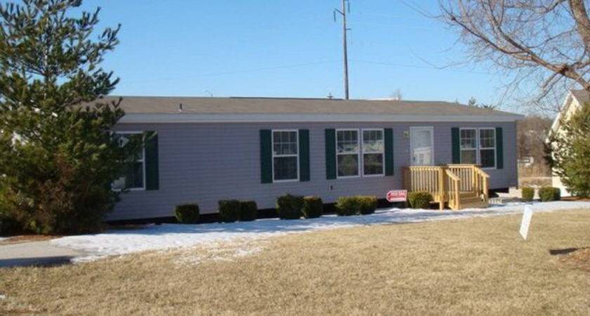 Clayton Double Wide Mobile Home Manufactured Brand New